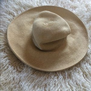 NWOT-Nine West Wide Brim Hat